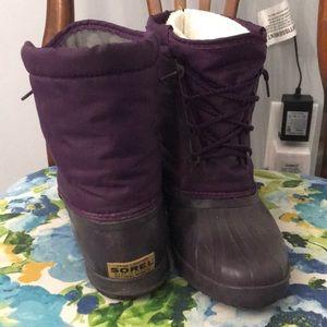 Authentic Sorel Boots